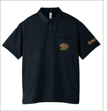 サンライン DRY獅子ポロシャツ SCW-1376P 入荷