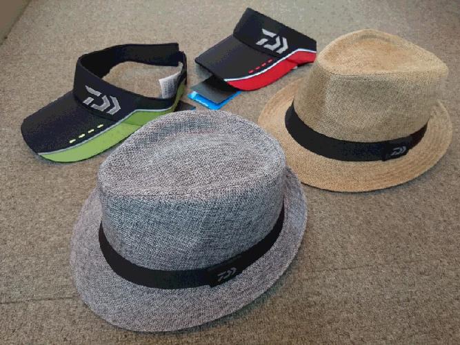 夏用帽子入荷