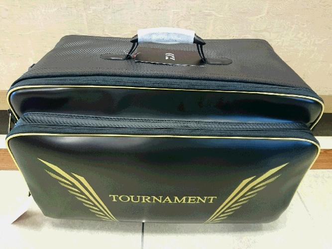 トーナメントフィッシングバッグ60