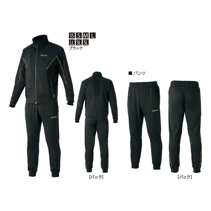 ライトクールスウェットスーツ GM3626 (スッキリシルエット)